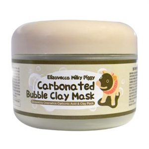 Carbonated-Bubble-Clay-Mask